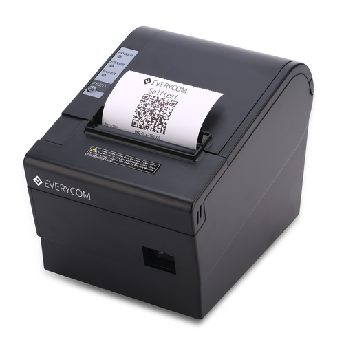 80mm | 3 Inches Thermal POS Receipt Printer With Autocutter -EC801B