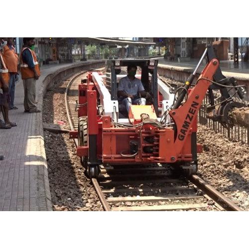 Track Maintenance Machine