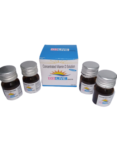 Concentrated Vitamin D Solution