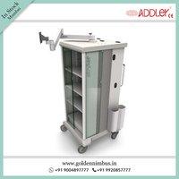 Stryker Laparoscopy Trolley Cart Endoscopy Laparoscopic Medical Monitor