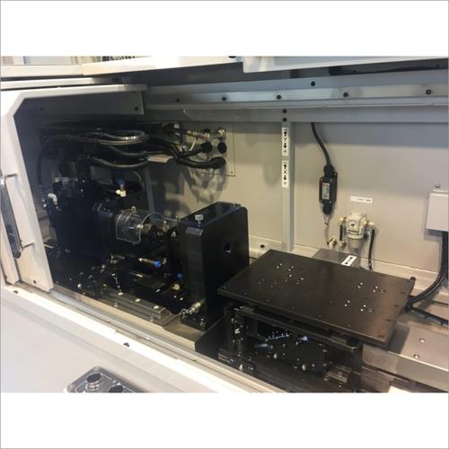 White And Black Precision Gun Drilling Machine