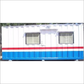 Movable Office Cabin