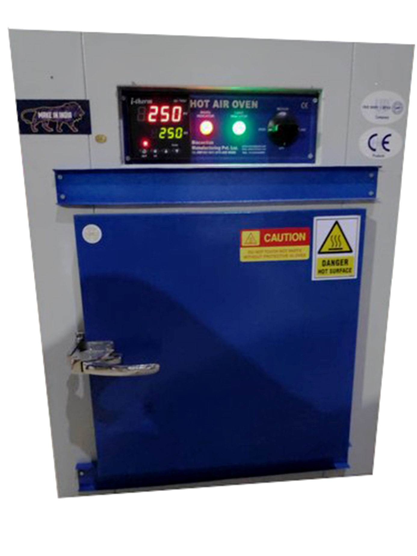 Mild Steel Hot Air Oven