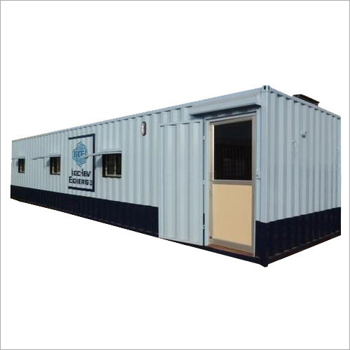 Fabricated Office Cabin