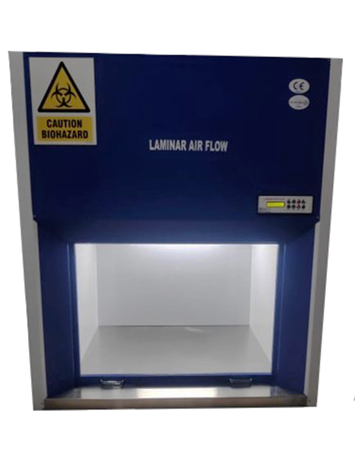 Laminar Air Flow Vertical