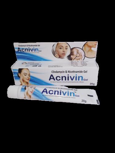 Clindamycin & Nicotinamide Gel