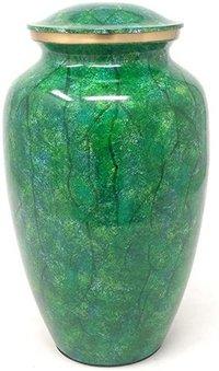 Classic Green Urn