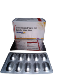 Sodium Valproate & Valproic Acid Control Release Tablets