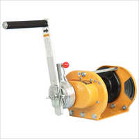 Steel Ratchet Hand Winches Model Mr Type-si