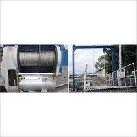 Three-phase Electric Winch 200v Bmw Series
