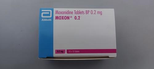 MOXON 0.2 TABLETS