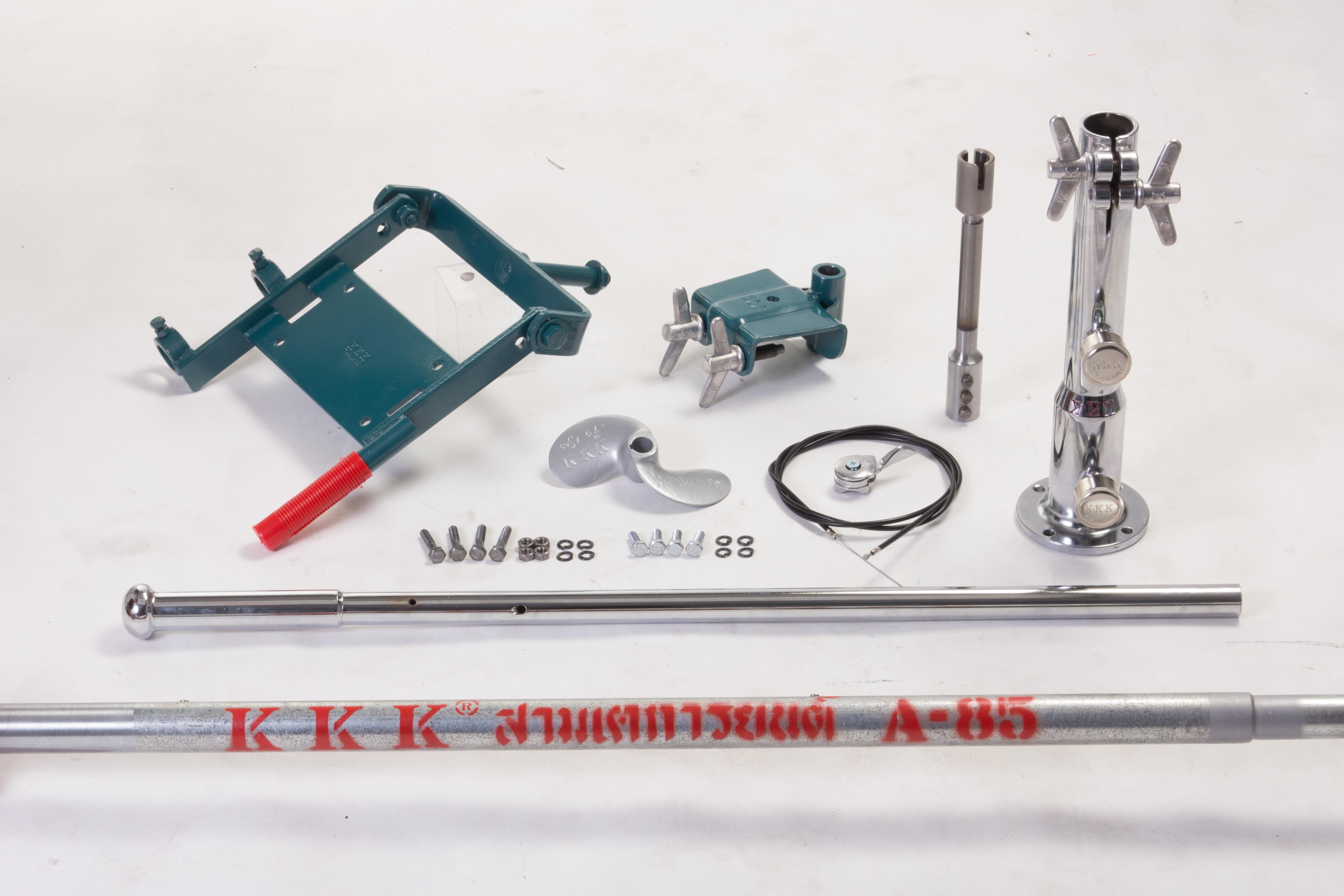 Honda Outboard Engine, Ltob 7.5 HP, Petrol, 4 Stroke