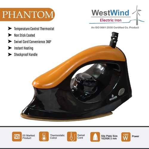 Phantom Iron