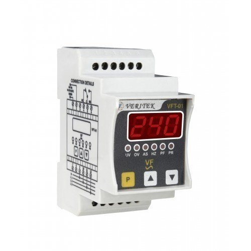 Voltage Frequency Relay