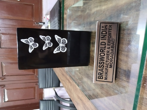 Aluminum Butterfly Box Cremation Urn