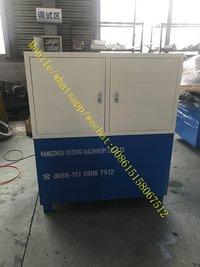Foldable box production line