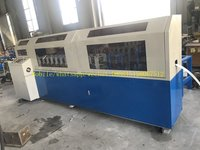 Steel strip roll forming machine