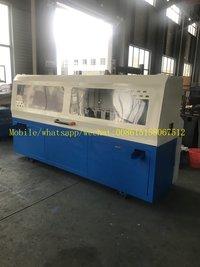 Steel strip roll forming machine