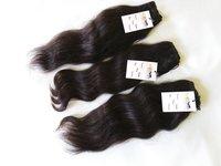 Natural Raw Virgin Remy Wavy Hair Extension