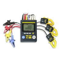 Measuring Instrument For Electric Voltage And Electric Power