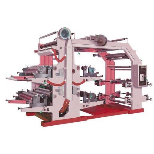 Wide Web Flexo Printing Machine