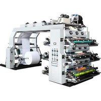 Sheet Fed Flexo Printing Machine
