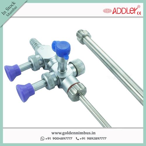 ADDLER Laparoscopic 10/5 mm Suction Tube Trumpet