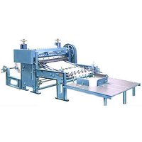 Paper Roll To Sheet Cutting Machinery