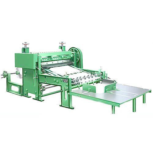 Paper Reel to Sheet Cutting Machines