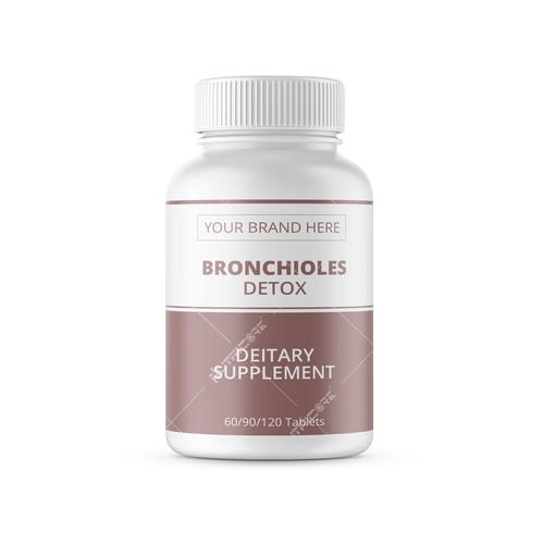 Bronchioles Detox Tablet