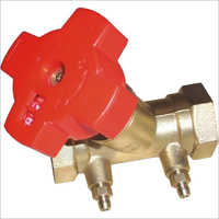 Advance Balancing Valve With Screwed End