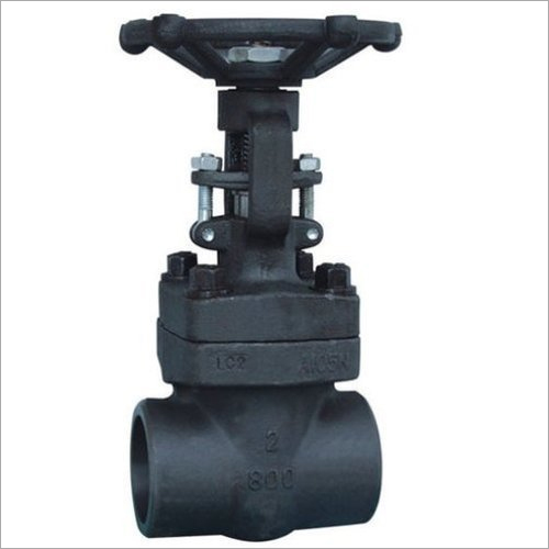 L And T Forged Globe Valve