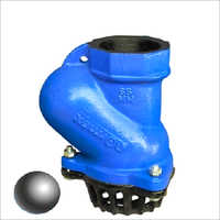 Normex Ball Type Foot Valve Screwed