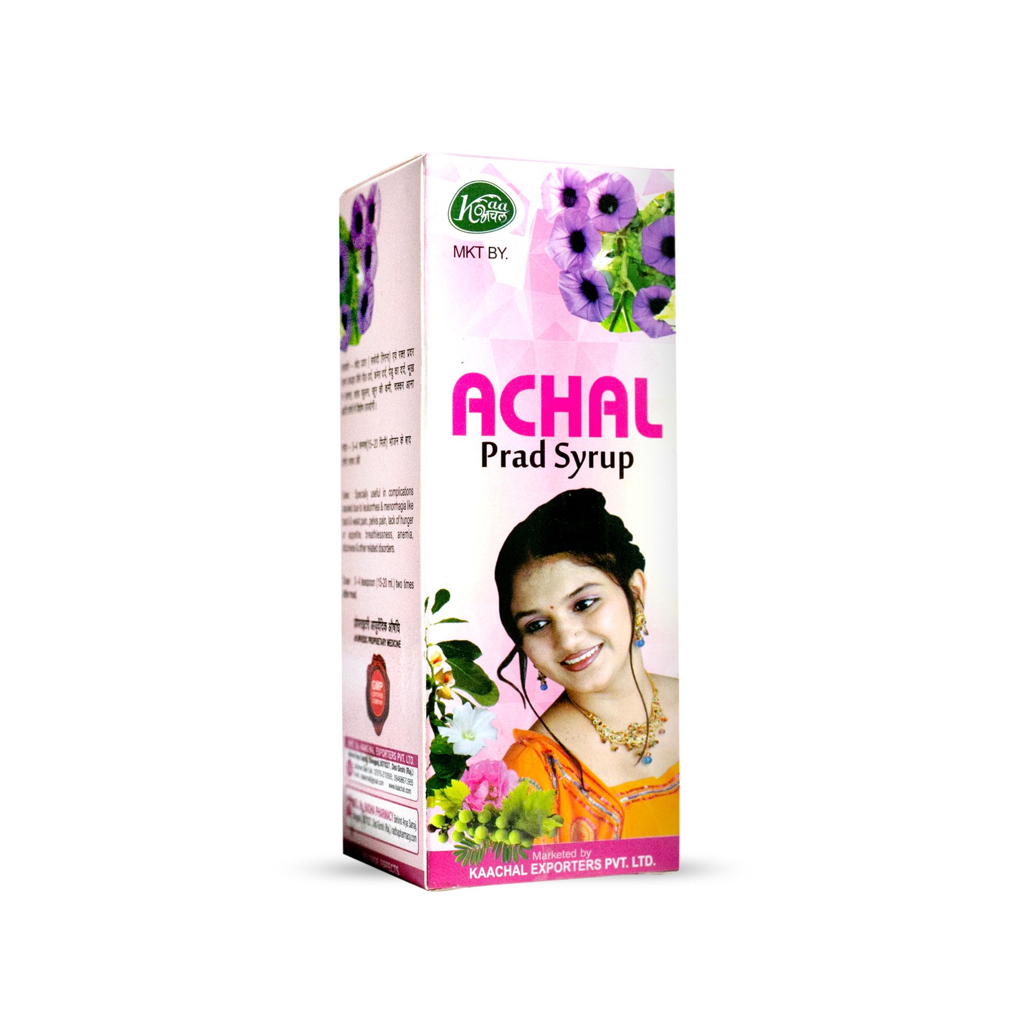 Achal Prad Syrup
