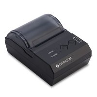2inch 58mm Portable Bluetooth Receipt Billing Printer 2000 Mah - EC200