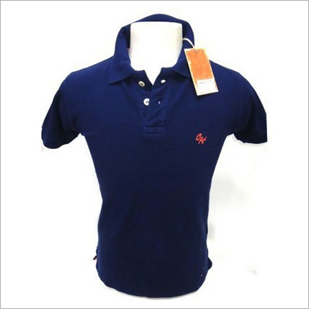 Mens Blue T-Shirts