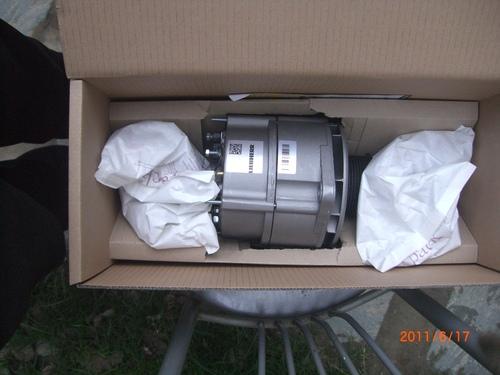 LIEBHERR 10018258A Exchange Ac Generator