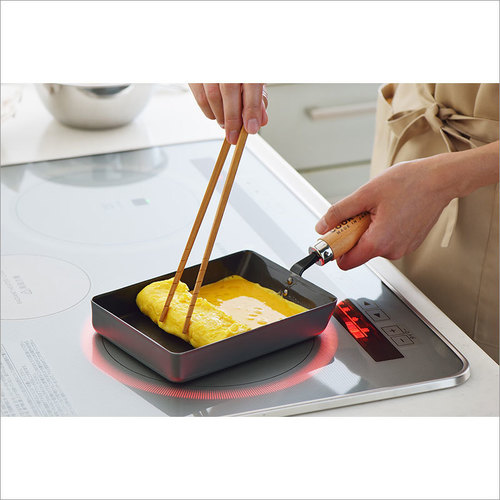 COOK-PAL REN Rolled Egg Making Pan