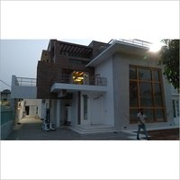 1200 Sq Yard Chandigarh-a House Based On A Fusion Of Classical And Modern Design