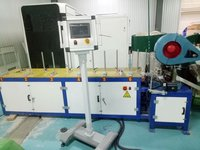 Swallow-Tailed Spacers Automatic Feeding and Punching  Machine for Oil transformer insulation board