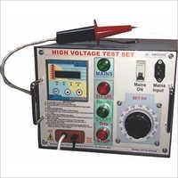 Breakdown Voltage Testers