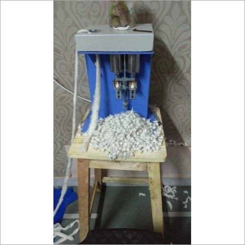 Electric Cotton Wick Making Machine
