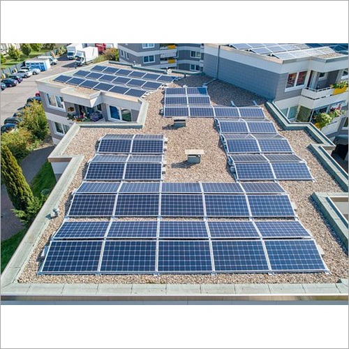 Industrial Solar Turnkey Project Services