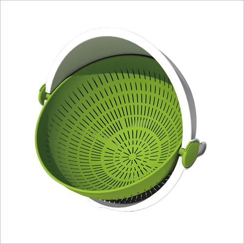 Spin Wheel Colander