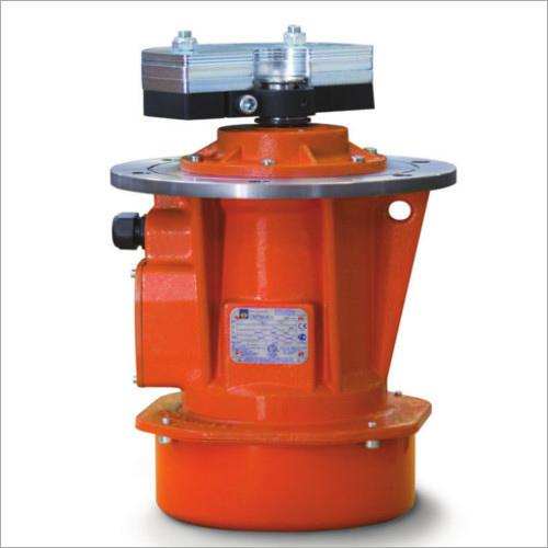 Oil Flanged Vibrator Motor