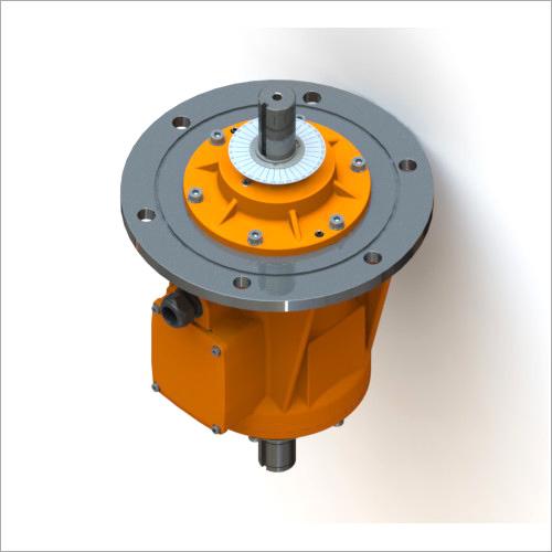 MVE-I Flanged Vibrator