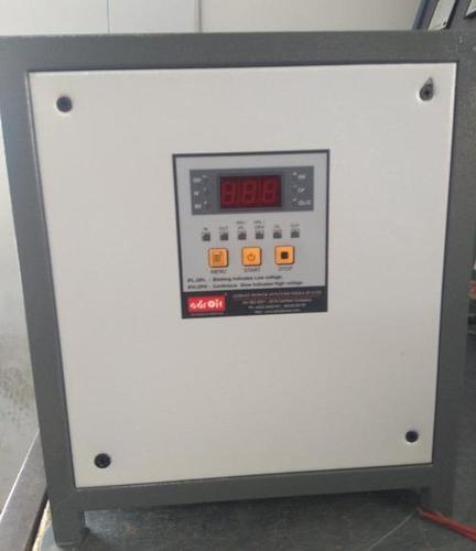 Kochi 10 KVA Single Phase Air Cooled Servo Voltage Stabilizer