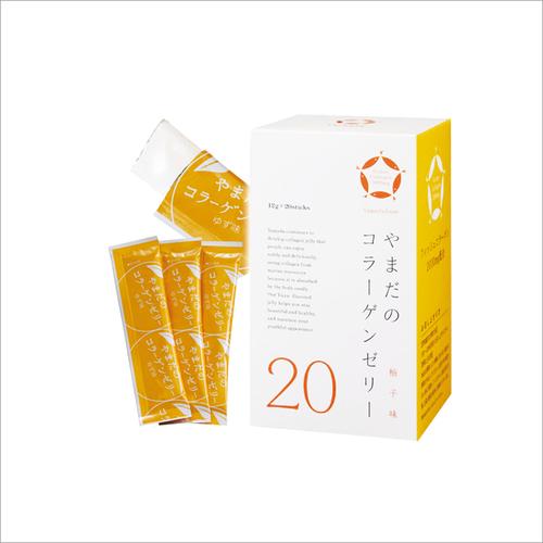 Yamada Farm Collagen Jelly20 Powder Stick