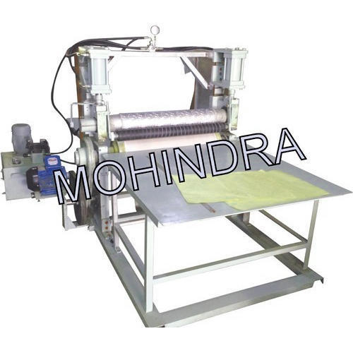 Paper Card Embossing Machine