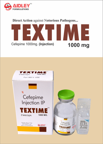 Cefepime 1000mg (Injection)